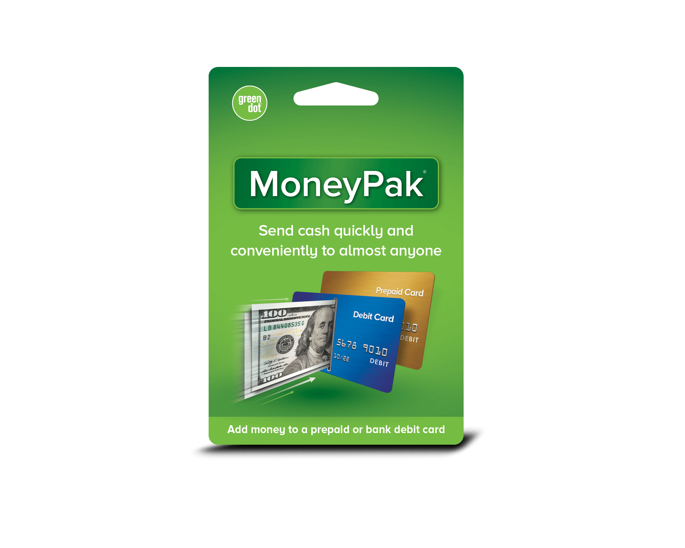 Moneypak Card