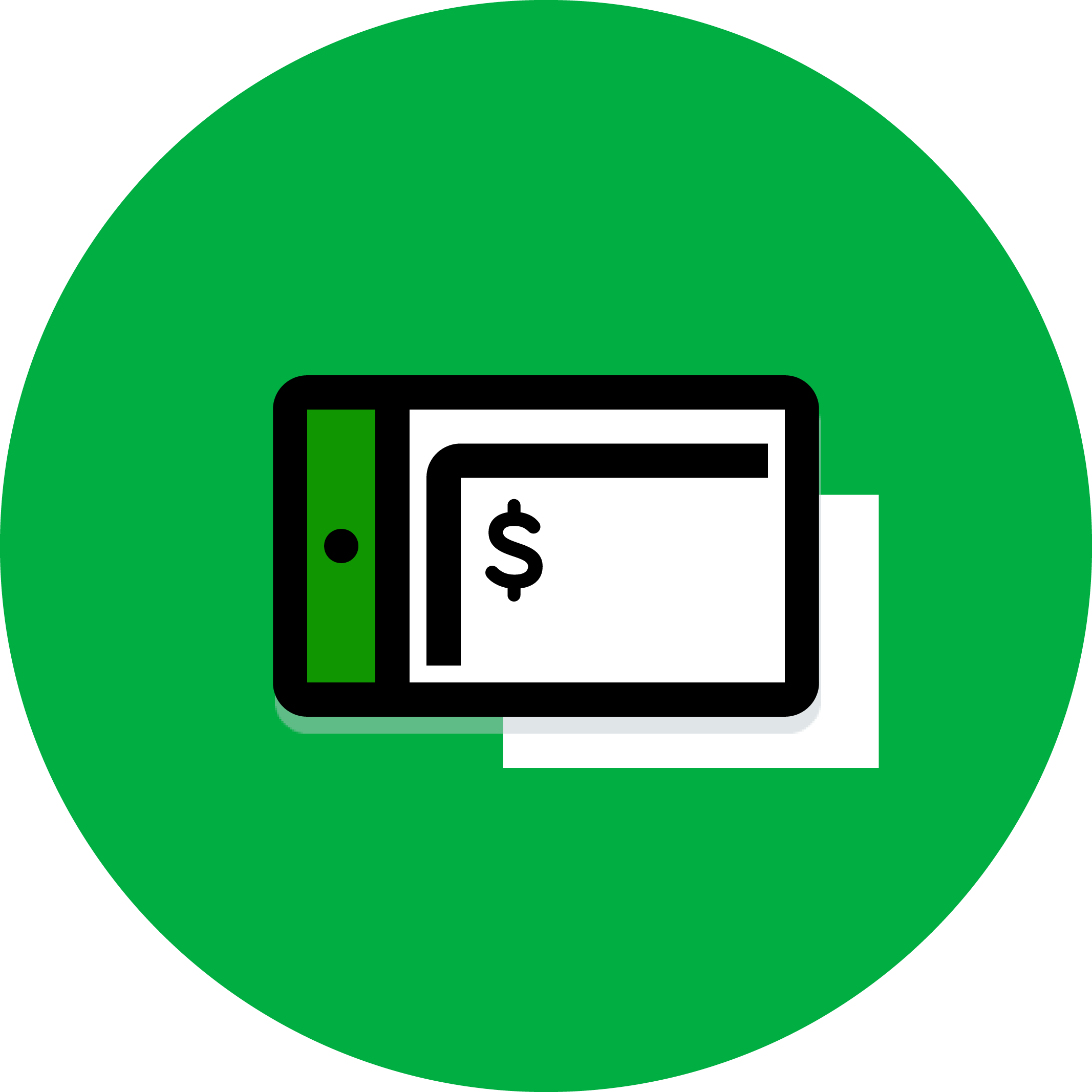 Mobile Check Deposit: Green Dot